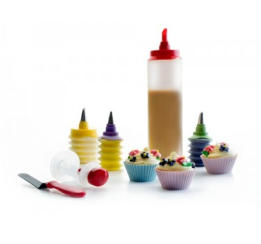 SET CUPCAKES LUXE