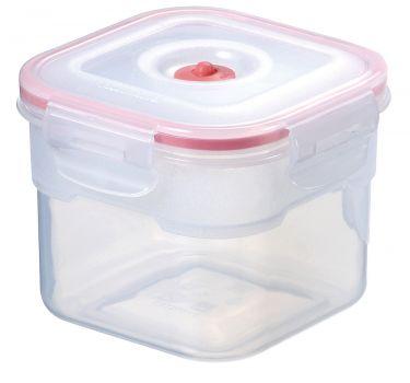 Tuper al vacío cuadrado 1,1 litro. Vacuum Saver