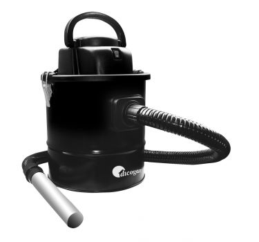 Aspirador de ceniza de 15 l. - 800 W.
