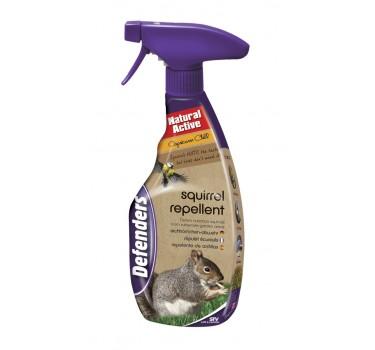 Spray Repelente Para Ardillas (Lista Para Usar) - 750ml.
