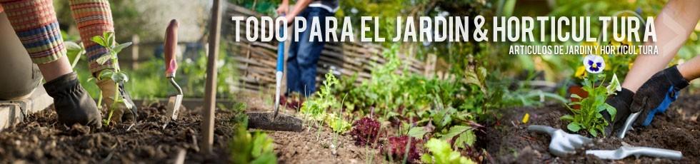 Jardín y agricultura